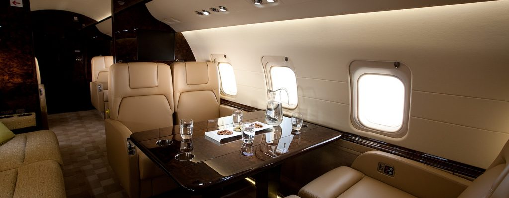 Bombardier Challenger 850 Private Jet Charter