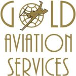 Gold Aviation logo