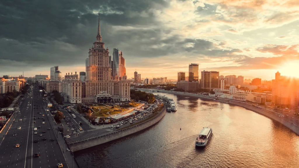 Moscow Jet Finder