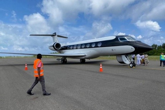 Private Jet Charter Maldives
