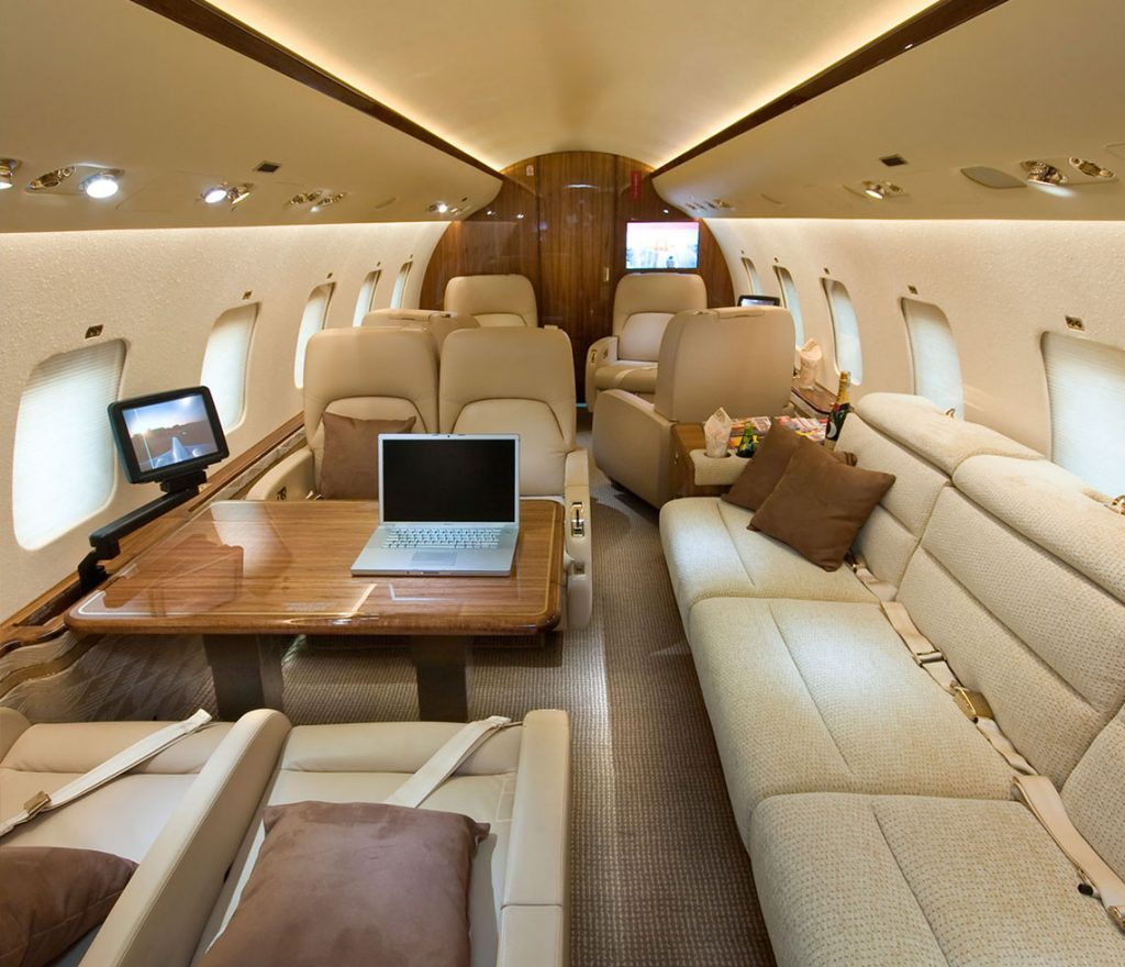 Bombardier Global 5000 Private Jet Charter