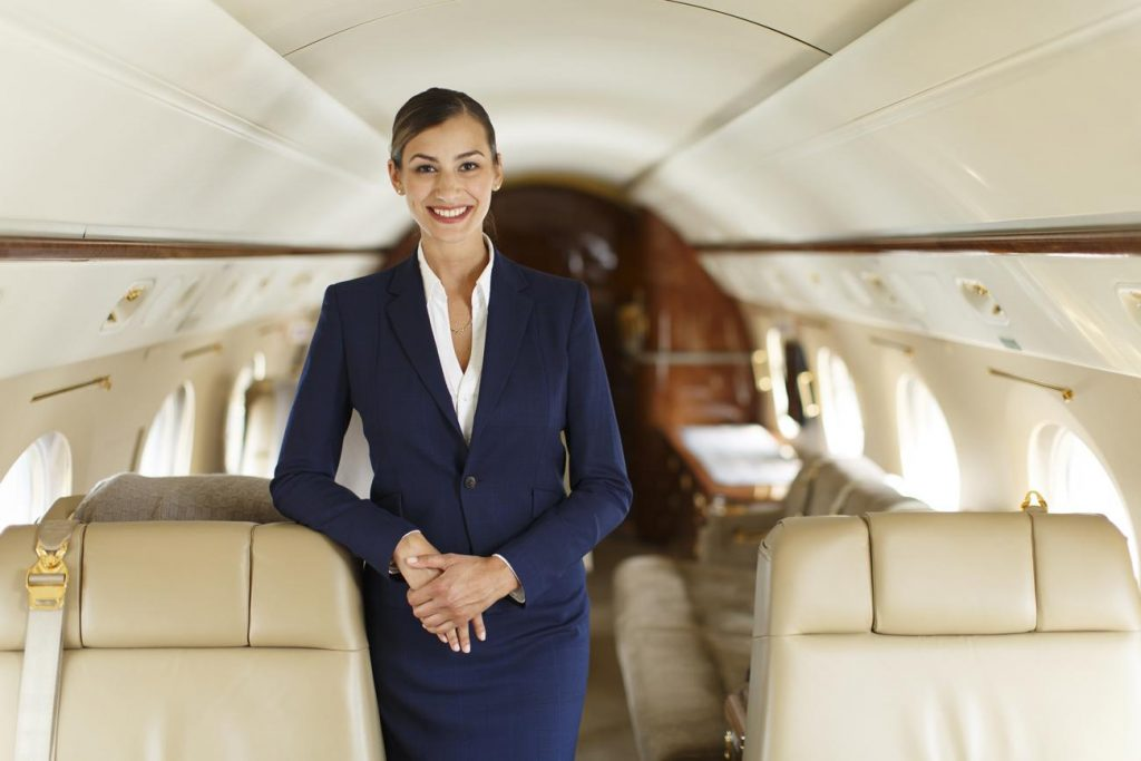 What do Private Jet Pilots Chat About?