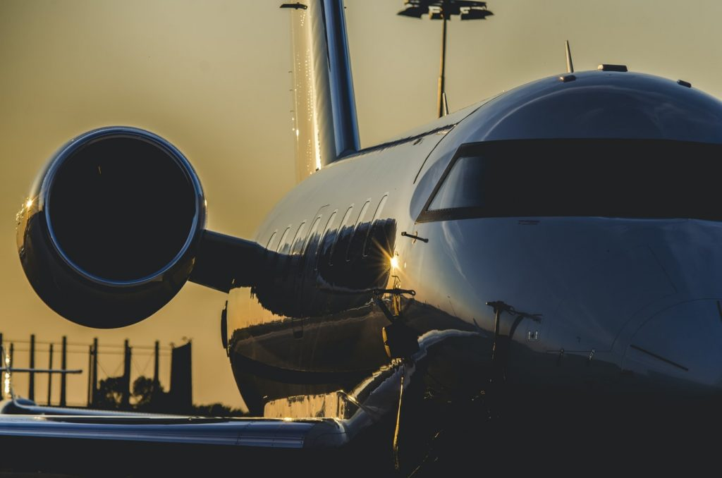 Vaccine Holiday – Flying Privately to Safety